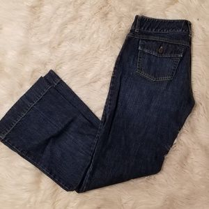 Eddie bauer classic bootcut jeans